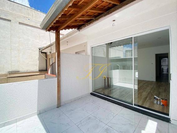 Salão Para Alugar, 100 M² Por R$ 2.500,00/mês - Centro - Guarulhos/sp - Sl0041