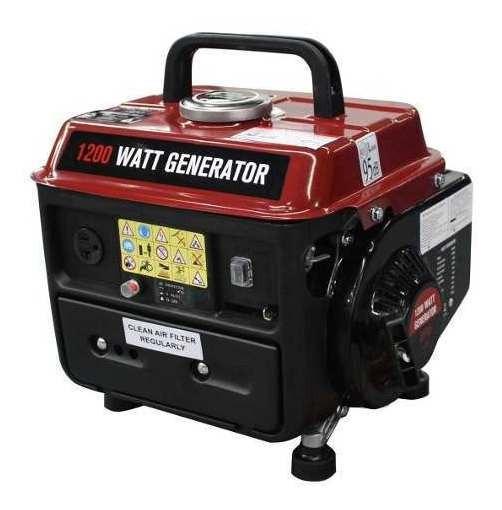 Planta Luz Generador Goplus Su-32845-lt 1200 Watts Y 2 Hp