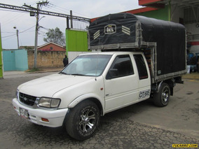 Chevrolet Luv Space Cab 2.3 Estacas