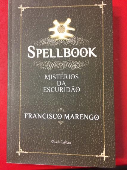 Livro Spellbook - Mistérios Da Escuridão - Chiado