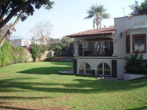 Casa En Venta En Cuernavaca, Morelos