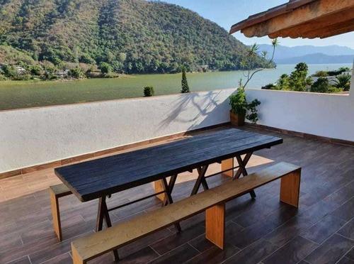 Casa En Renta Por Fin De Semana Con Vista Al Lago