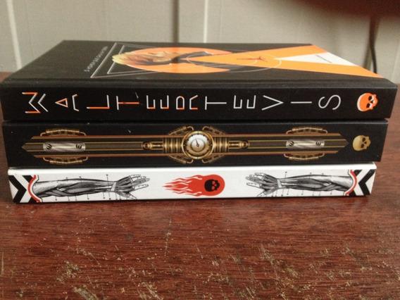 Kit 3 Livros Darkside Books