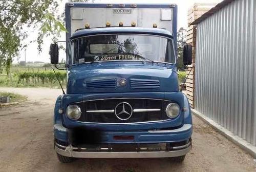 Mercedes Benz Furgon