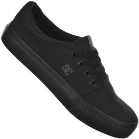 Tênis Dc Shoes Trase Tx Preto 10382 Original