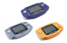 Game Boy Advance Original Nintendo Novo Na Caixa + 369 Jogos