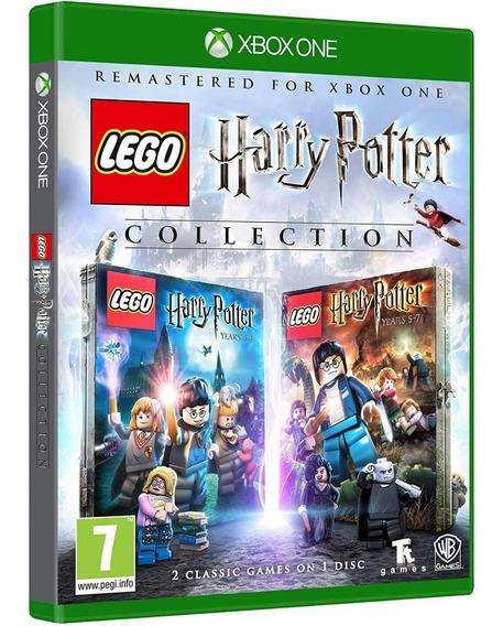 Lego Harry Potter Collection Xbox One Cd Original Promoção