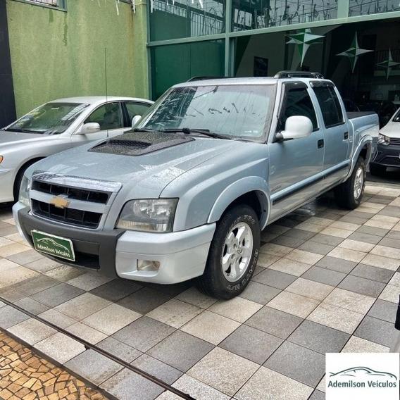 S10 2.4 Mpfi Advantage 4x2 Cd 8v Gasolina 4p Manu 2005/2006