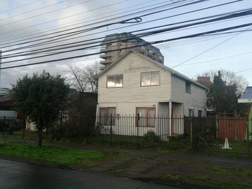 Gran Casa En Temuco, Oportunidad De Inversión En Excelente U