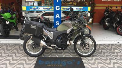 Kawasaki Versys-x 300cc Abs Tourer Com Garantia De Fábrica