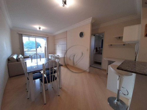Imagem 1 de 25 de Apartamento Com 1 Dormitório Para Alugar, 60 M² Por R$ 1.600,00/mês - Jardim - Santo André/sp - Ap10491