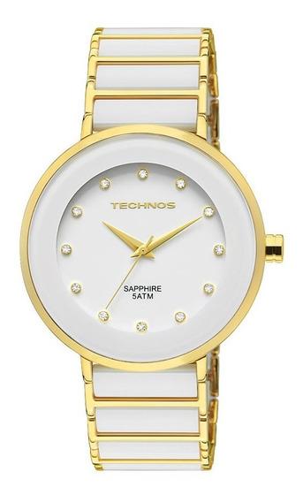 Relógio Technos Feminino Elegance Ceramic 2035lmm/4b Nfe