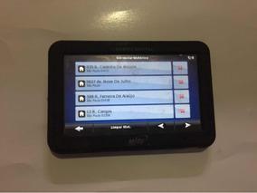 Aparelho Gps Midi Japan Gps Tv Digital Md 4329 Isdb-t Leia