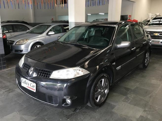 Renault Megane Sedan Mégane Sedan Expression 1.6 16v (flex)