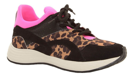 Tênis Animal Print Rihanna Edition Cecconello 1400001