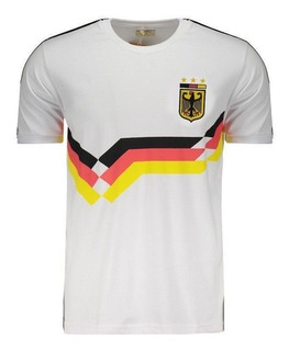 Camisa Retrômania Alemanha 1990