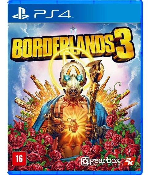 Borderlands 3 Ps4 Midia Fisica