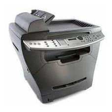 Peças Impressora Multifuncional Lex X342n