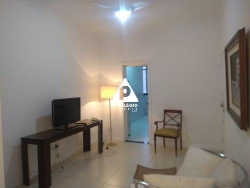 Apartamento À Venda, 1 Quarto, 1 Vaga, Ipanema - Rio De Janeiro/rj - 25838