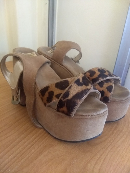 Zapatos De Plataforma Sofia De Grecia
