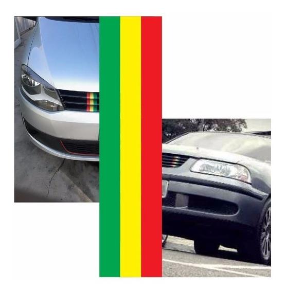Adesivo De Grade Jamaica - Fita Faixas Adesivas De Grade