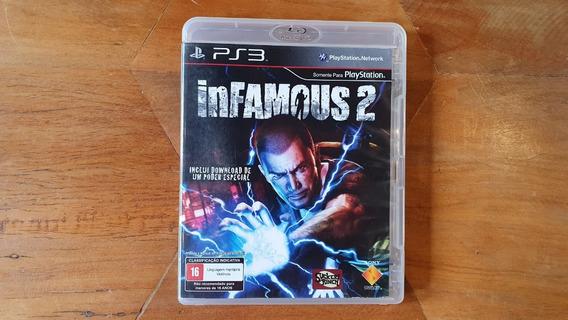Infamous 2 Original E Completo Para Ps3 Play 3 Envio Por $12