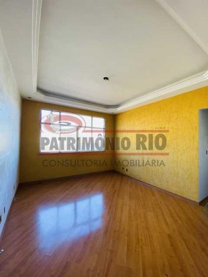 Irajá - Apartamento 2quartos E Dependeria Completa - Paap23820