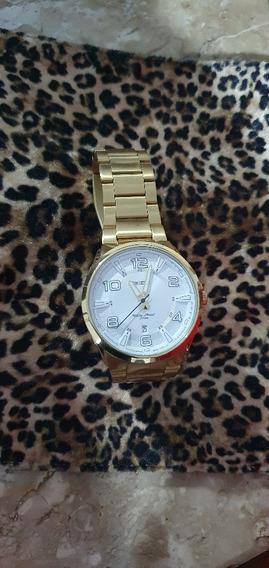Relógios Feminino Dourado E Prata, Vários Modelos.