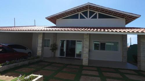 Casa Com 5 Dormitórios À Venda, 700 M² Por R$ 1.500.000,00 - Porto Das Dunas - Aquiraz/ce - Ca0211
