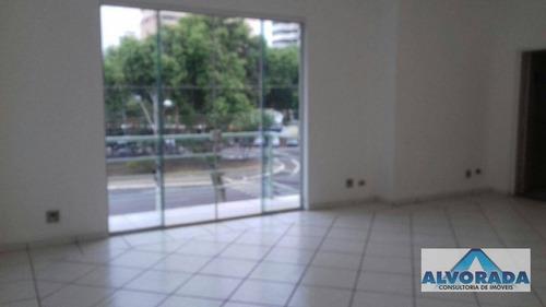 Imagem 1 de 7 de Sala Comercial Para Locação, Jardim Satélite, São José Dos Campos. - Sa0587