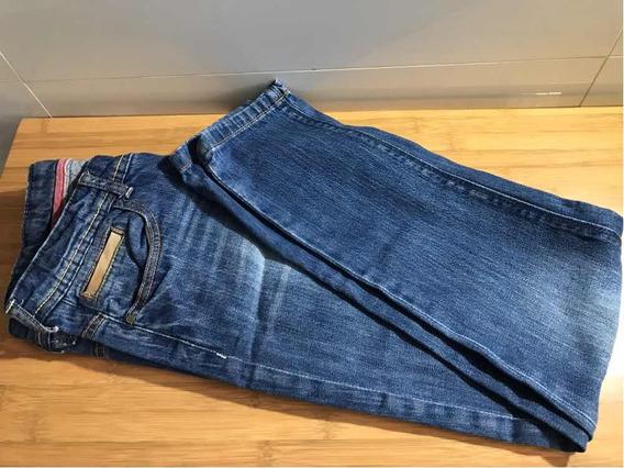 Calça Jeans Slim Zara Tam 11/12 Feminina