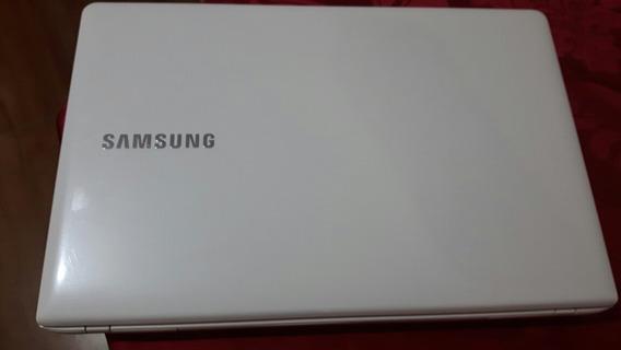 Notebook Samsung Ativ Book Np270e5g-kdwbr - Branco -