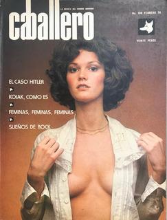 Revista Caballero Marie Lafor - Febrero 1976