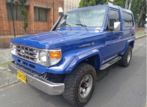 Toyota Land Cruiser Macho 4.0