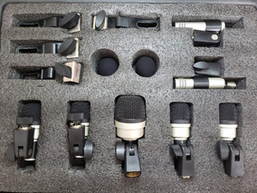 Kit De Microfones Para Bateria Mxds-7 - Yoga-csr