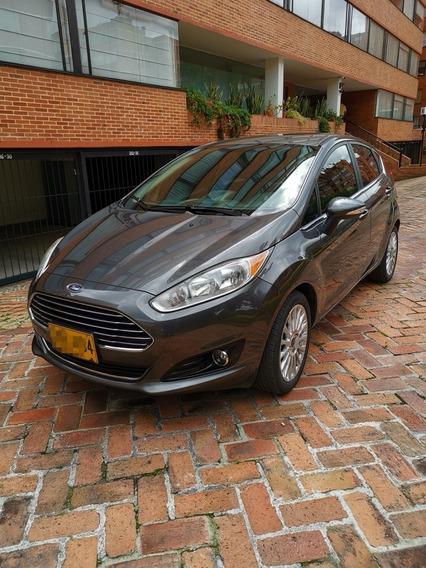 Ford Fiesta Hb 2016