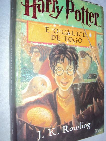 Harry Potter E O Cálice De Fogo (sebo Amigo)
