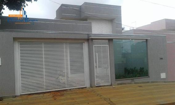 Casa Com 3 Dormitórios À Venda, 147 M² Por R$ 320.000,00 - Vila Jaiara - Anápolis/go - Ca1183