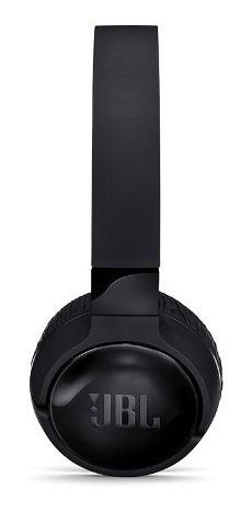 Fone De Ouvido Bluetooth Jbl T600 Btnc Headphone Preto Nfe