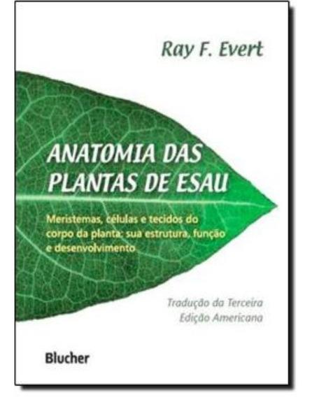 Anatomia Das Plantas De Esau