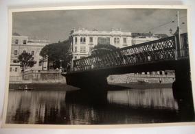 Cartão Postal Antigo Recife-pe Centro