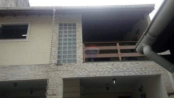 Casa Com 3 Dormitórios À Venda, 204 M² Por R$ 699.000,00 - Água Fria - São Paulo/sp - Ca0250