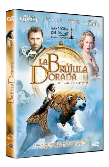 La Brujula Dorada Nicole Kidman Pelicula Dvd