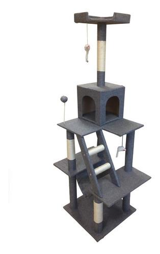 Rascador Para Gatos 45x45x155cm Unico Color Mas Envio