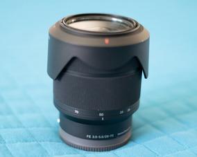 Lente Sony Fe 28-70mm F3.5-5.6 Oss Full Frame