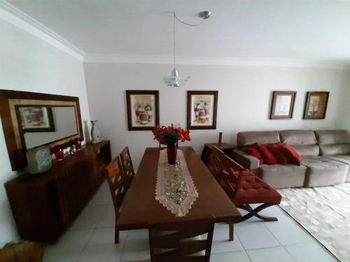 Apartamento Com 3 Dormitórios À Venda - Pitangueiras - Guarujá/sp - Ap10980