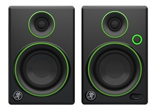 Mackie Cr3 Cr Series 3 Creative Reference Monitores Multimed