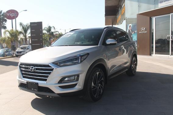 Hyundai Tucson Limited Tech 2019 2.0l Ta
