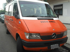 Mercedes-benz Sprinter 2.5 310 Combi 3550 14+1 1998