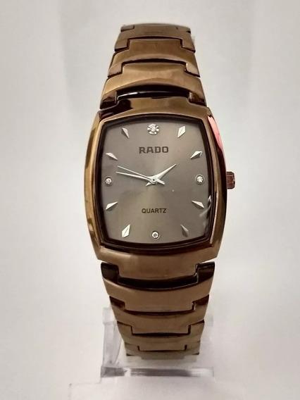 Relógio Feminino Chocolate Quadrado - Promoção!!!